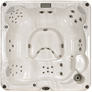 Jacuzzi Hot Tub Spas J275, Spokane & Coeur d'Alene areas.