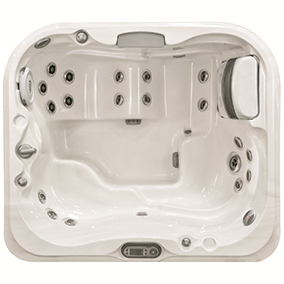 Jacuzzi Hot Tub spas J415, serving Spokane and Coeur d'Alene areas.