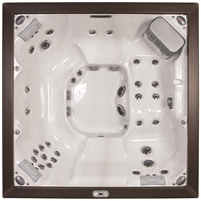 Jacuzzi Hot Tub spas J-LXL, serving Spokane and Coeur d'Alene areas.
