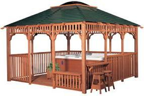 Gazebos Custom Decks Spokane Wa And Coeur D 39 Alene Id