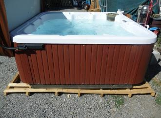 Dimension One Spas for sale Spokane & Coeur d'Alene areas.